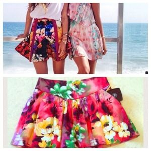 "Soho Summer Skirt - ""get the look"""