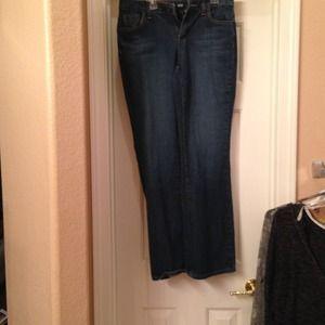 Jeans size 6