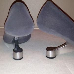 United Nude - Gray Pumps