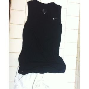 NIKE Drift Workout Muscle Tee.