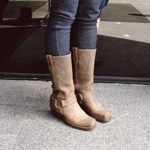 Frye Boots - Reduced Price❗Frye Harness boots