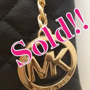 Brand new Authentic Michael Kors charm