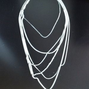 Jewelry - Layered chain necklace