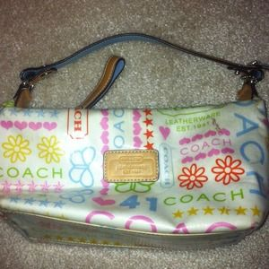 Coach Clutches & Wallets - REDUCED Coach- small purse