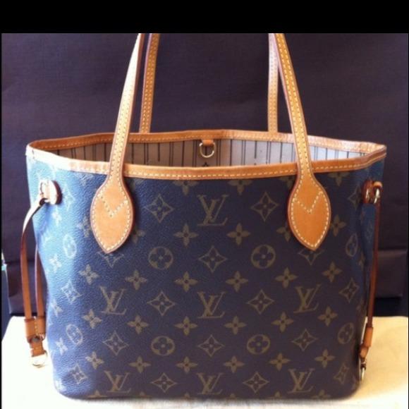 Louis Vuitton Neverfull Pm Größe