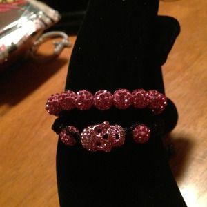 Jewelry - Shamballa bracelets!!!