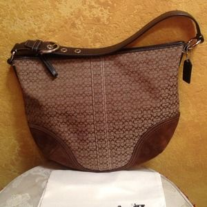 Brand new w/out a tag Coach hobo bag