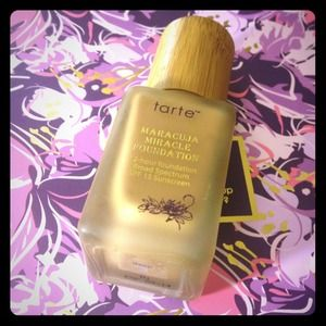 Other - New Tarte Maracuja Miracle Foundation