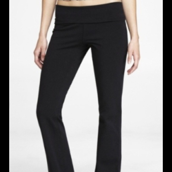 Express Yoga Pants From Anne's