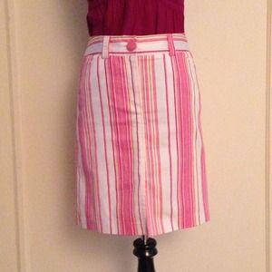 ✨ Kenzie ✨ striped skirt