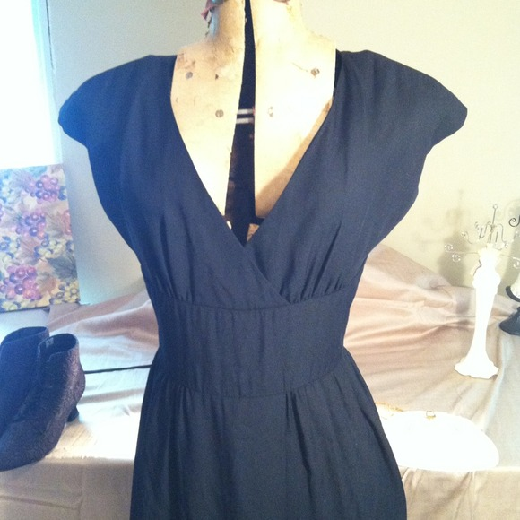 Halston III - Was $89 Vintage Halston III Black Dress from ...