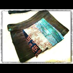Custo Barcelona skirt that is to die for!