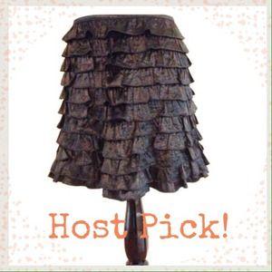 Michael Kors layered skirt
