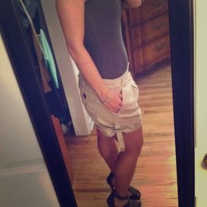 Marc Jacobs khaki shorts