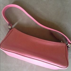 Hot Pink Kate Spade Leather Purse