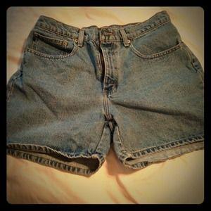 Ralph Lauren Jean shorts size 12
