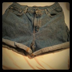 Ralph Lauren Jean short size 12