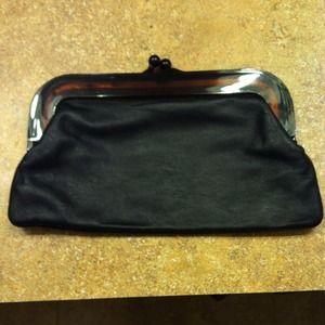 Handbags - Vintage Italian leather clutch 2fd70d1021b64