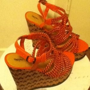 NEW Mossimos Wedges!