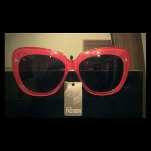 ***HOST PICK*** Firey Red Cat Eye Sunglasses