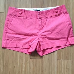 Banana Republic Coral shorts