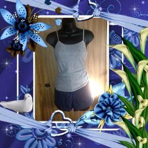 RL Sport Navy Blue Shorts