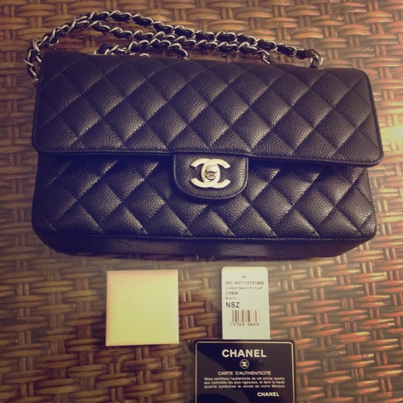 fa3a38160601a4 CHANEL Bags | Not For Sale Authentic Bag Woc More | Poshmark