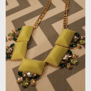Jewelry - Stunning Statement Necklace-SOLD---