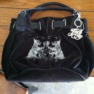 Authentic juicy purse