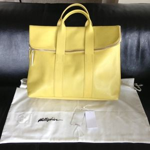 REDUCED 3.1 Phillip Lim 31 Hour Bag purse lemon