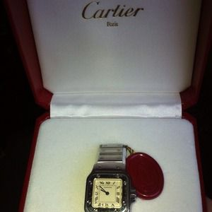 Cartier Santos Women's Watch