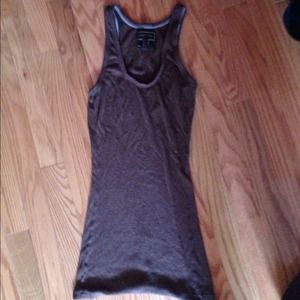 Imported wool Ezra Fitch tank