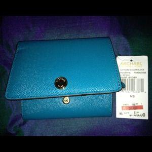 Michael Kors bifold wallet.