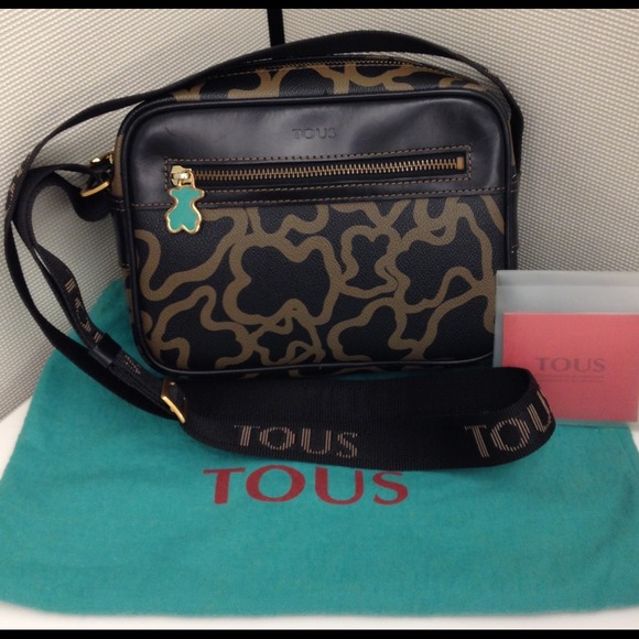 73 Off Tous Handbags Tous Kaos Crossbody Bag From Yan S