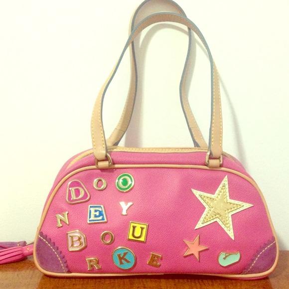Used Michael Kors Handbags >> 84% off Dooney & Bourke Handbags - Dooney & Bourke lmtd ...