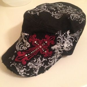 ✋SOLD IN BUNDLE✋ Military Style Western Hat