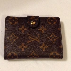 💯Authentic LV Vintage Retired Style Wallet