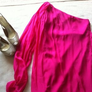Guess Marciano Dresses & Skirts - Beautiful pink cocktail dress