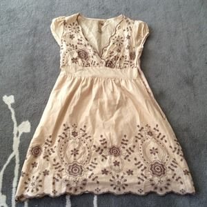 Dresses & Skirts - spring/summer dress from San Francisco boutique