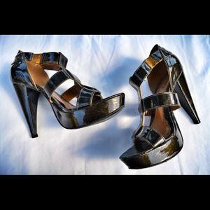 MIXX Platform Shoes