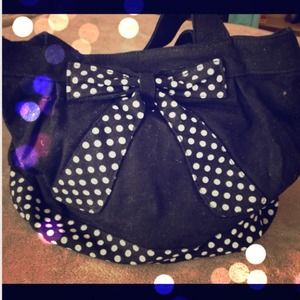 NEW Polka Dot Tote! <3