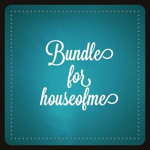 ✨Bundle✨ for houseofme