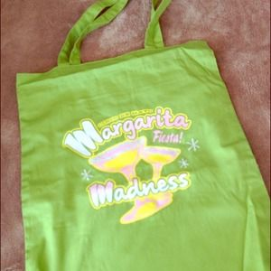 Old Navy Cinco De Mayo Margaritas Tote!