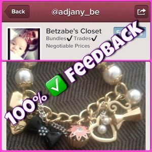 Other - Buyer's Feedback for @Adjany_be