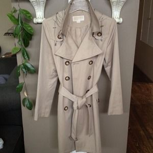 Michael Kors trench
