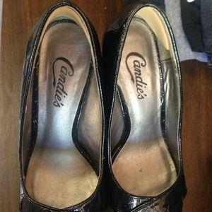 Candie's semi new heels!!!