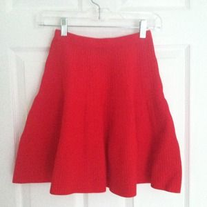 Lulus fit and flare skirt