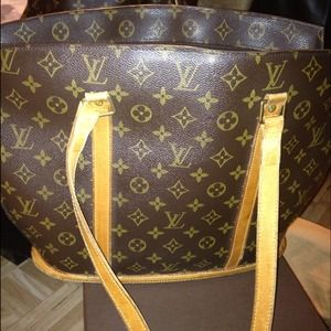 Authentic Louis Vuitton  Babylone Bag