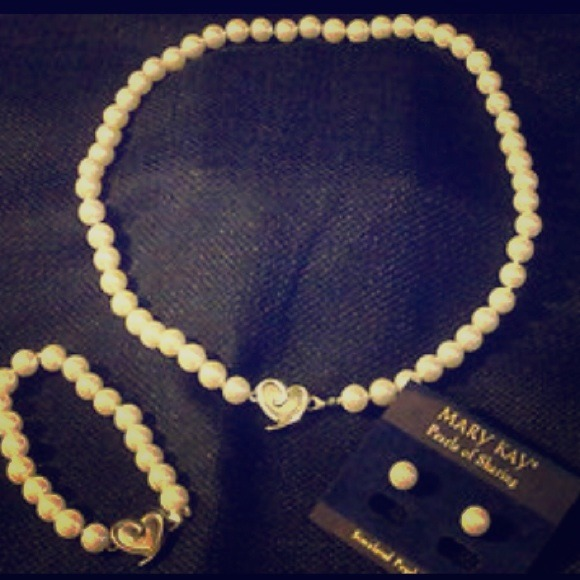 Kay Jewelers Pearl Necklace: ⚡Sale ⚡Mary Kay Pearl Necklace