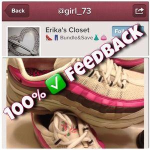 Other - Buyer's Feedback for @girl_73